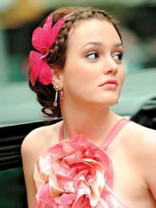 Jennifer Behr Neon Orchid Headband $225