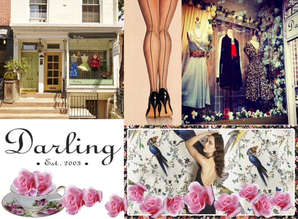 Darling NYC COLLAGE