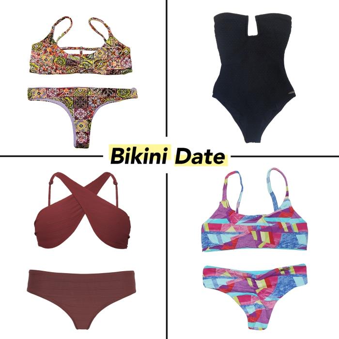 Bikini Date Cover