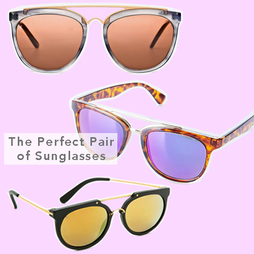 The Perfect Pair of Sunglasses_Cover2
